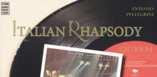 Copertina Italian Rhapsody