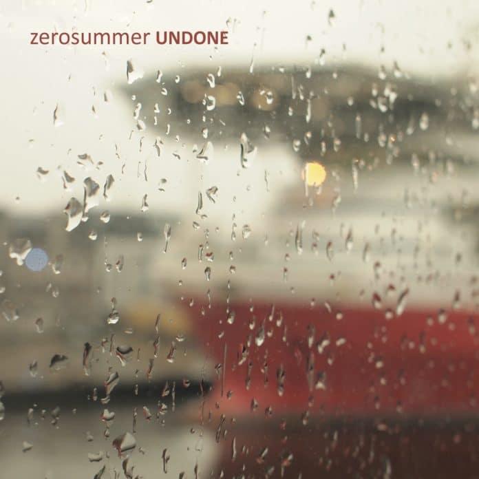 Copertina album Zerosummer