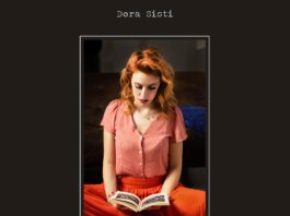 Dora Sisti The Rime of the ancient mariner_Copertina