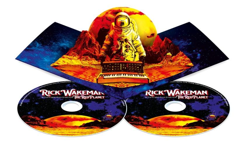 La speciale copertina pop-up anche per il doppio CD