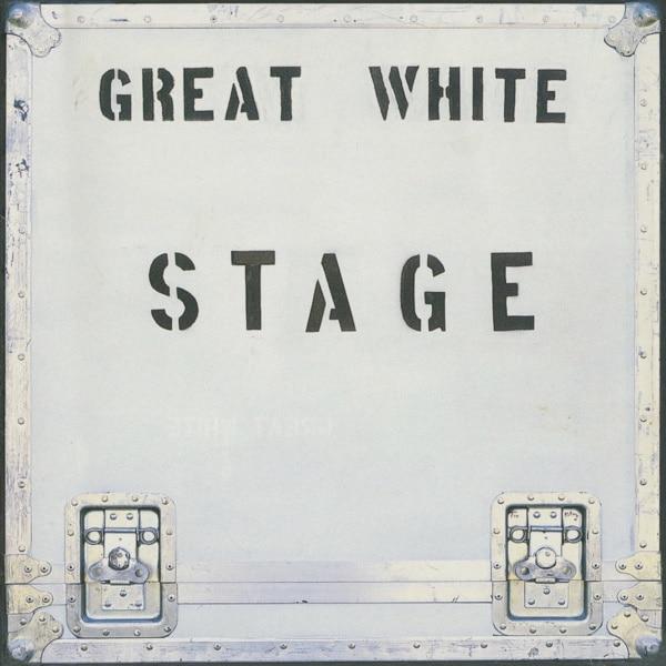 Copertina dell'album STAGE