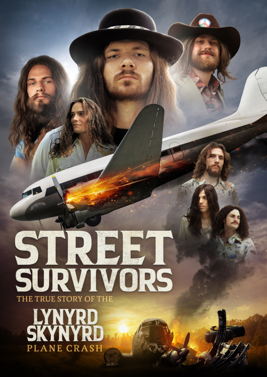 Street Survivors Locandina