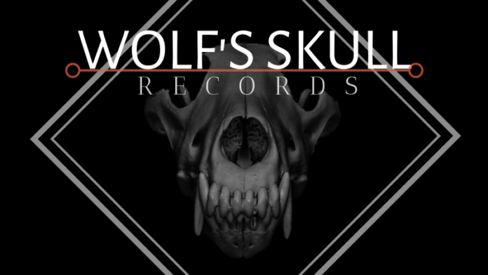 The Wolf and The Skull Copertina album
