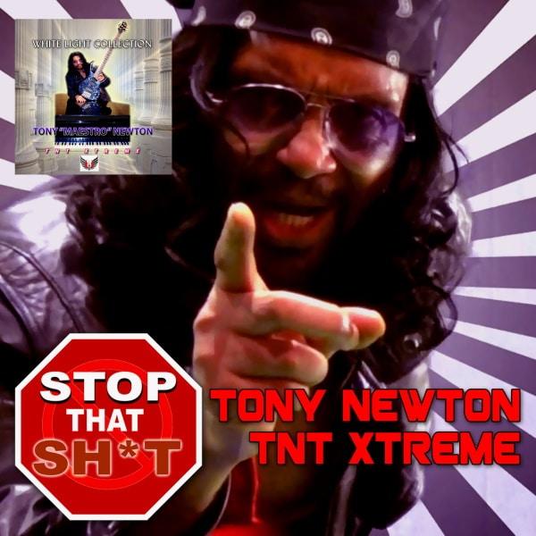 Copertina nuovo singolo Tony Newton
