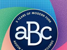 Copertina della compilation ABC