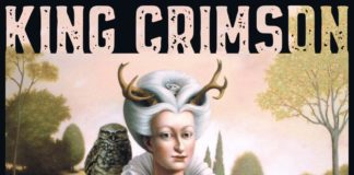 La locandina del prossimo tour dei King Crimson