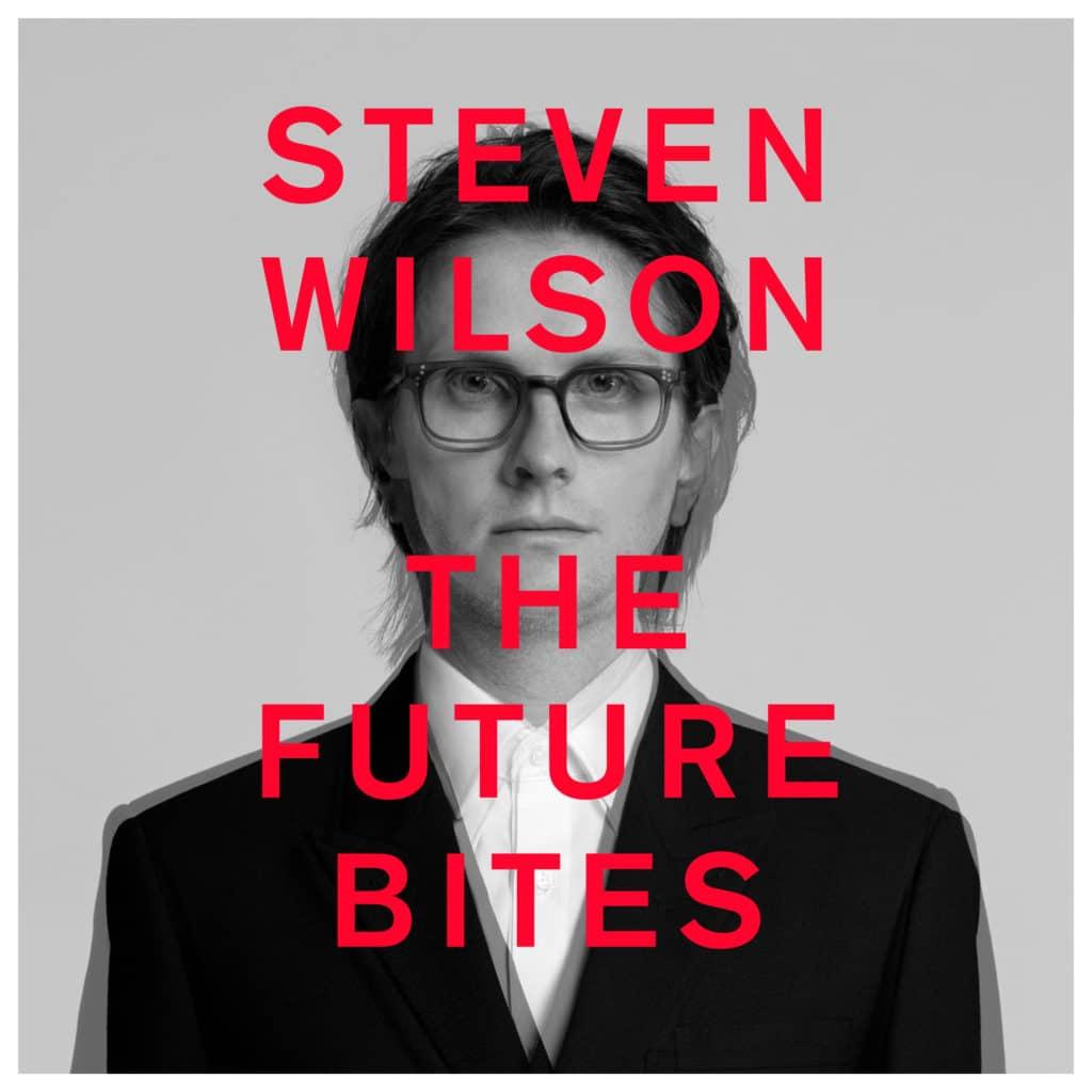 Copertina album The Future Bites