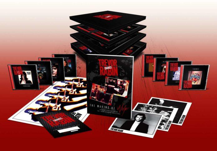 Il box con 10 dischi