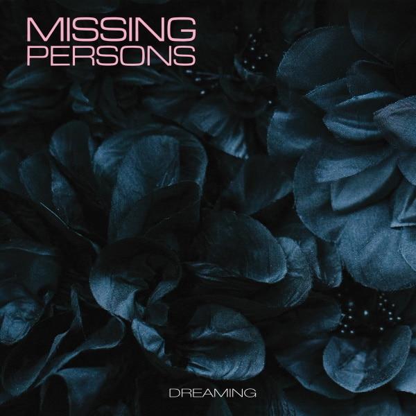 La copertina del nuovo album dei Missing Persons