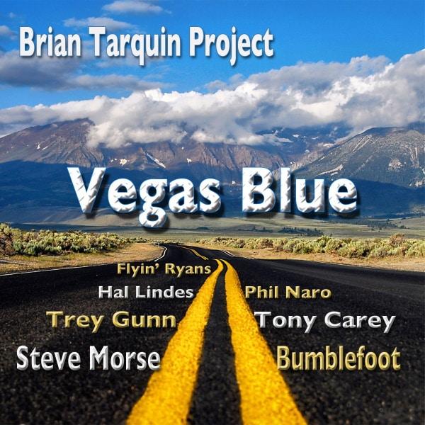Copertina album Vegas Blue