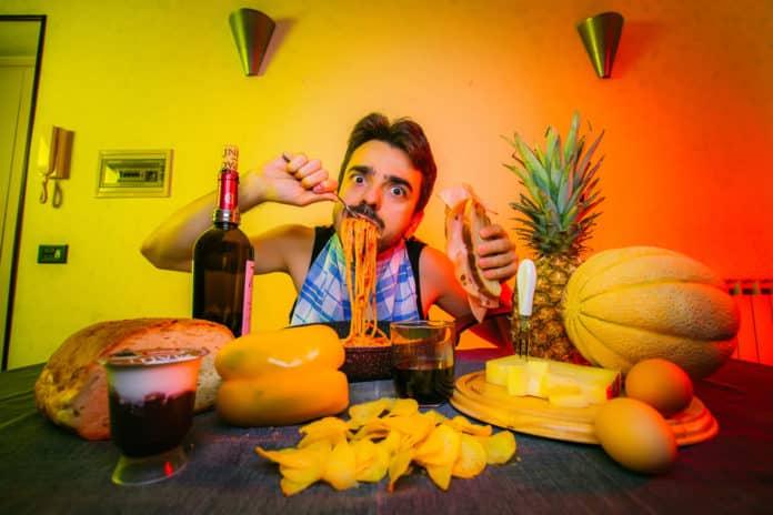 Danilo D'Auria - Io Resto A Casa: Il Mangione