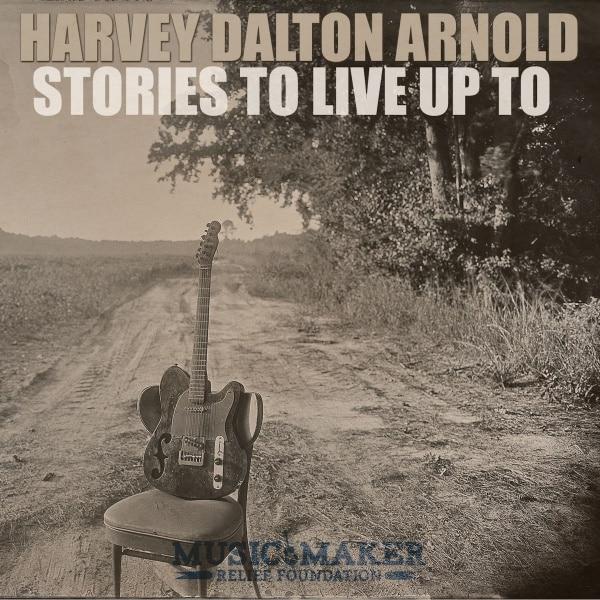 Copertina album Harvey Dalton Arnold