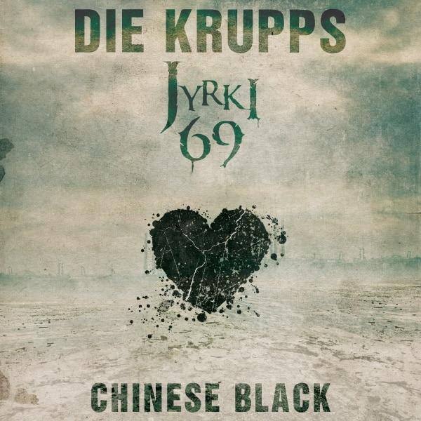 La copertina del singolo Chinese Black