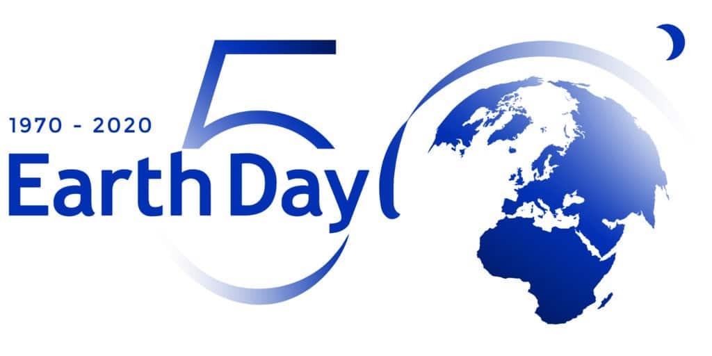 Logo 50° Earth Day