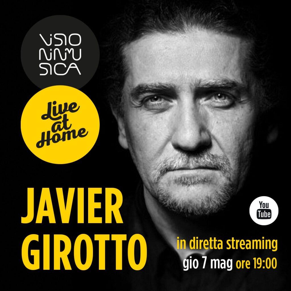 Javier Girotto al VIM