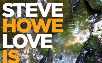 Copertina Steve Howe Love Is