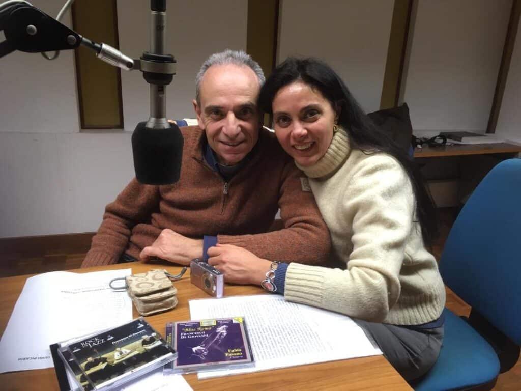 Francesco Di Giovanni e Gabriella De Nardo