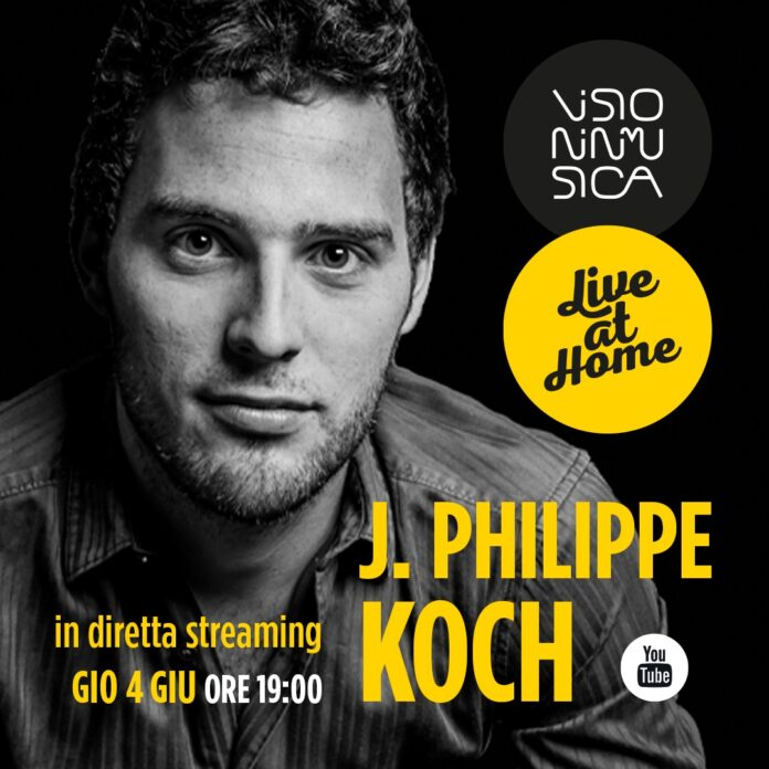 J. Philippe Koch Live At Home