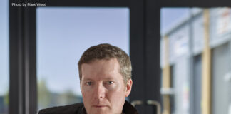 Tim Bowness - Photo by Mark Wood
