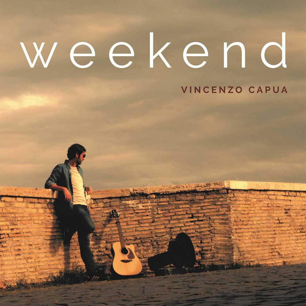 Copertina del nuovo singolo di Vincenzo Capua