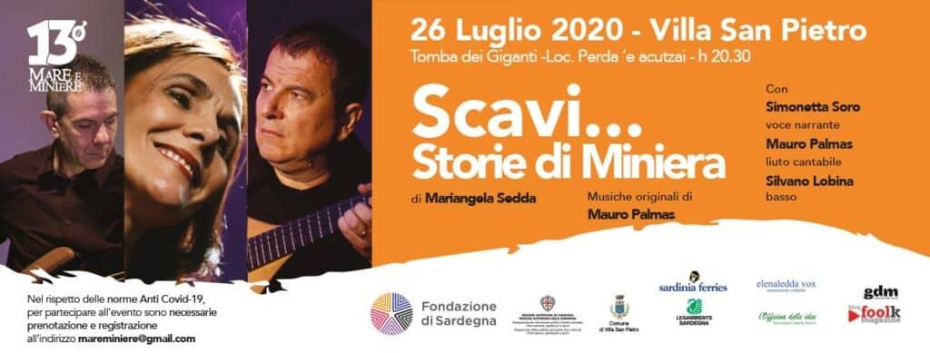 Mare a Miniere 2020 - Locandina
