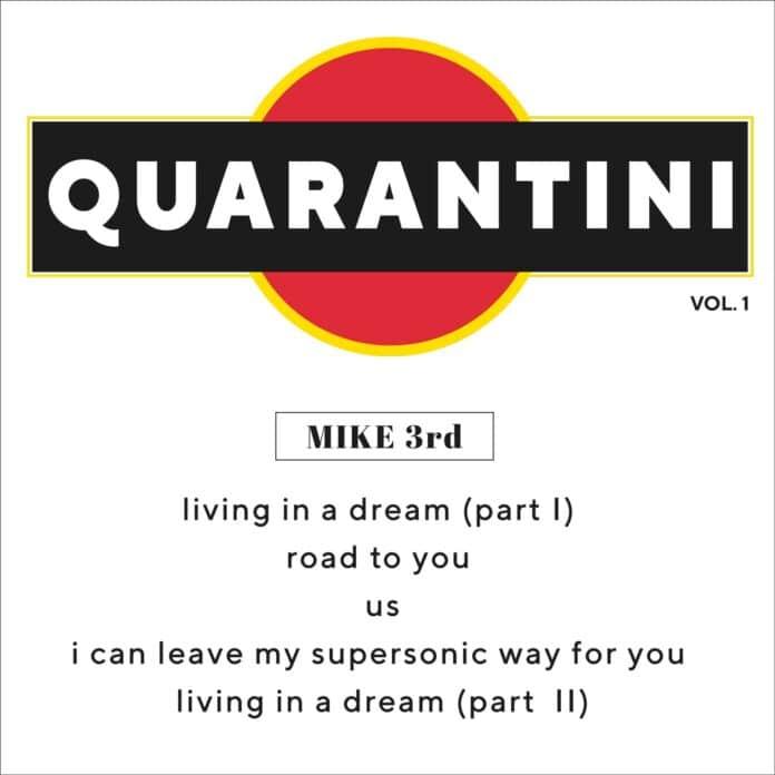 Copertina EP Quarantini 1