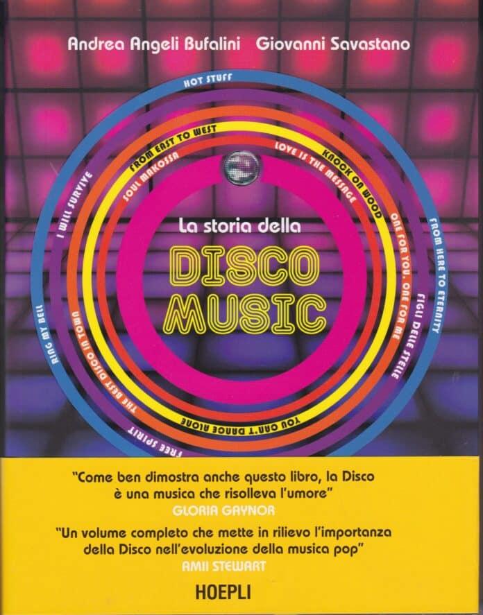 a Storia della disco music copertina