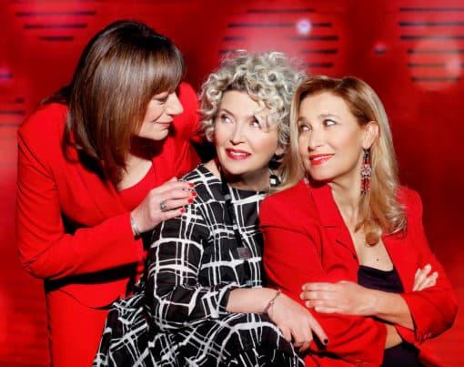 Mariella Nava, Rossana Casale, Grazia Di Michele