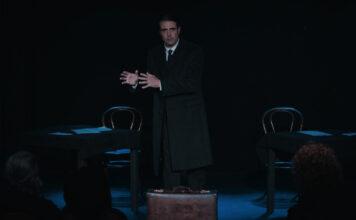 QuinteScienza - Una scena di Majorana