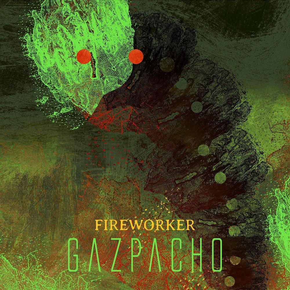 Gazpacho Fireworker Copertina album