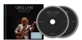Greg Lake The Anthology - Copertina