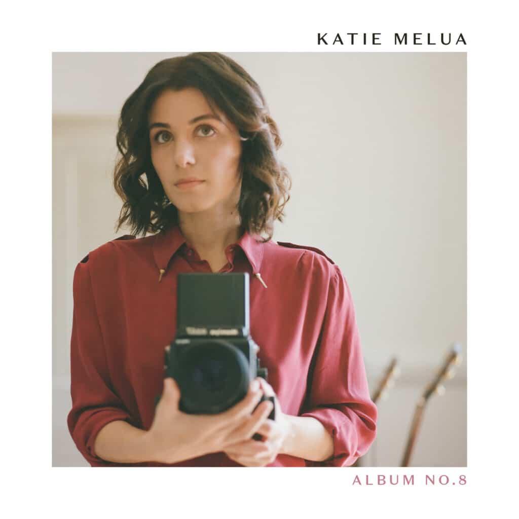 Katie Melua Copertina Album No.8
