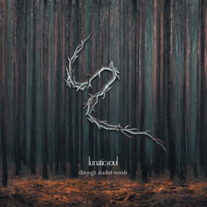 Lunatic Soul Through Shaded Woods Copertina