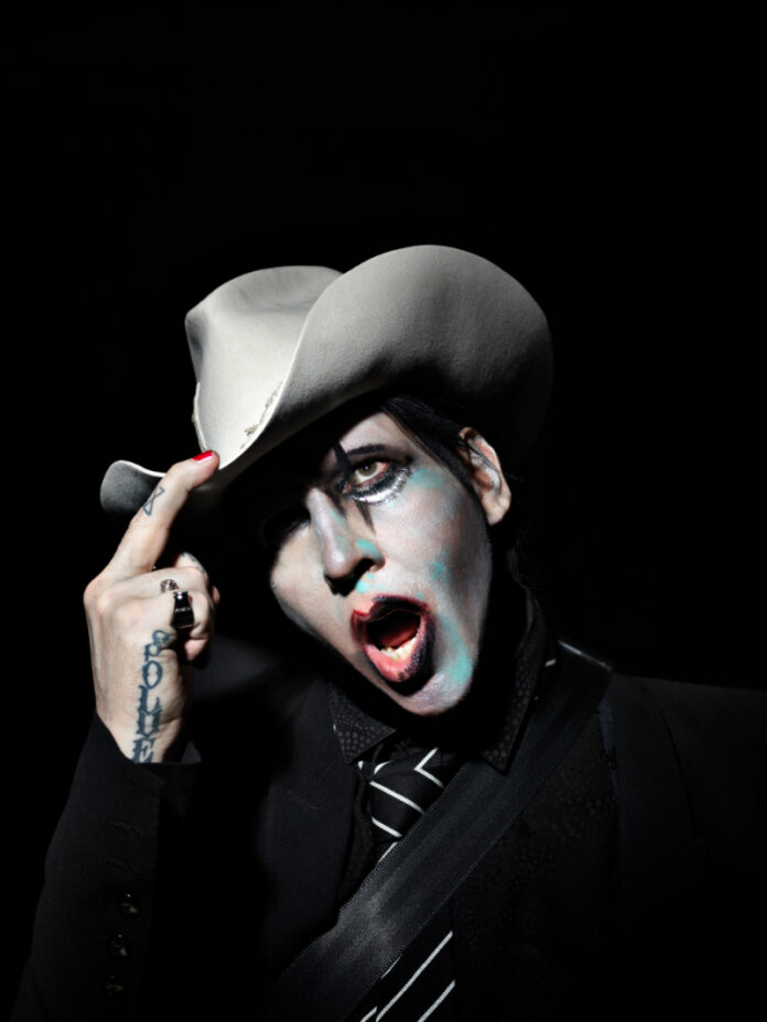 Marilyn Manson - Photo Credit Perou