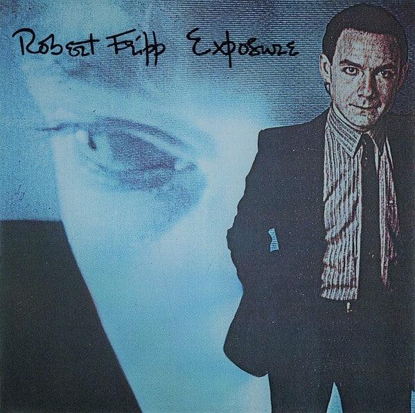 Fripp Exposure Copertina LP