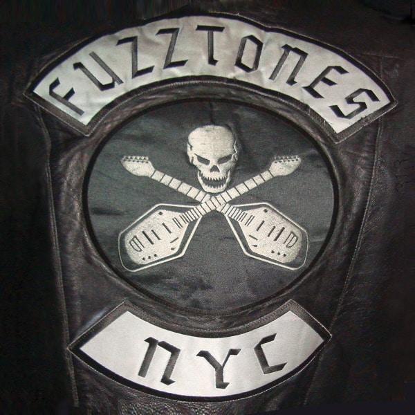La copertina dell'album NYC dei Fuzztones