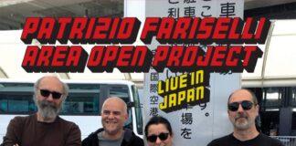 Patrizio-Fariselli-AREA-Open-Project-Live-in-Japan-cover