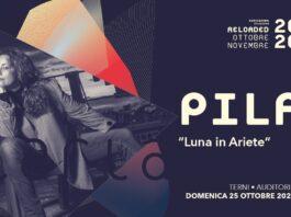 Locandina Pilar Visioninmusica