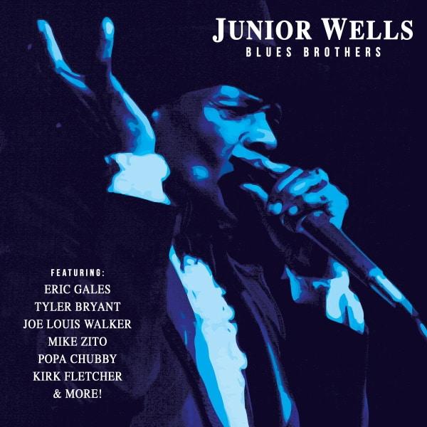Copertina album Junior Wells