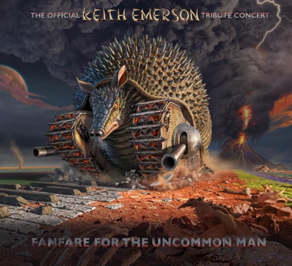 The Official Keith Emerson Tribute Concert Copertina album