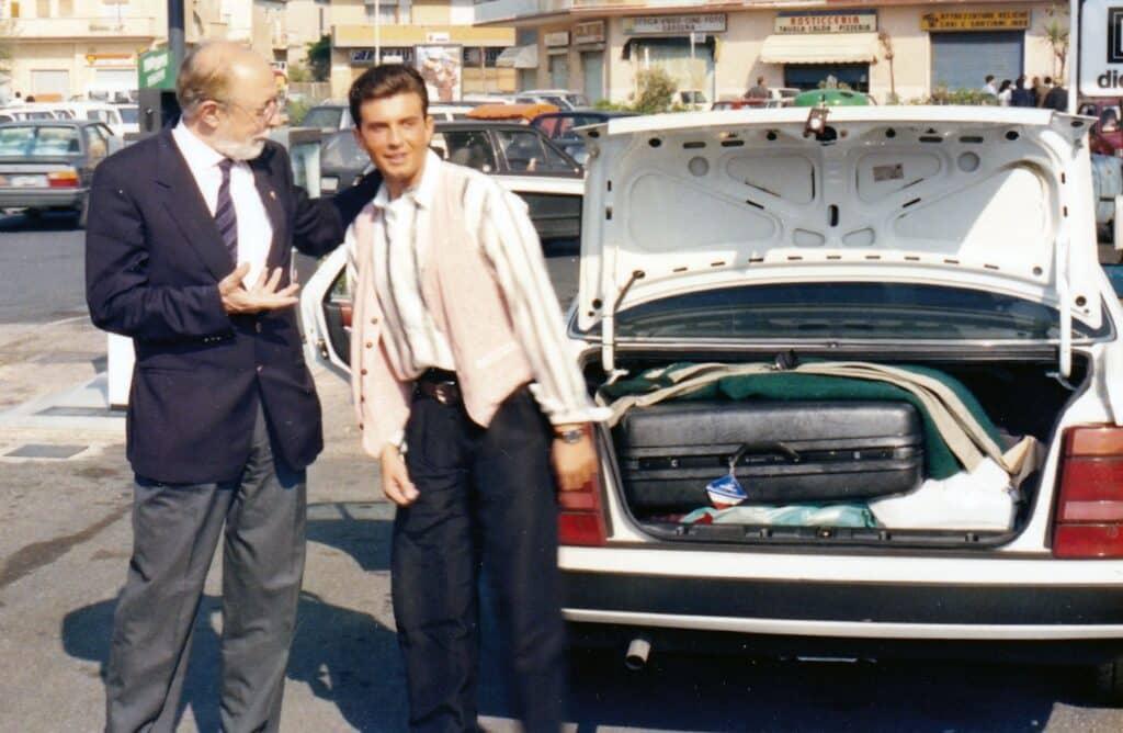 Giorgio e Christian Calabrese