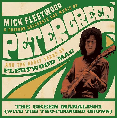 Copertina del singolo The Green Manalishi