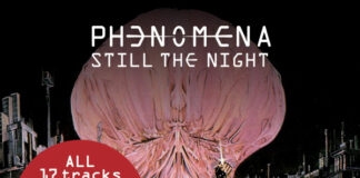 Copertina Album Phenomena