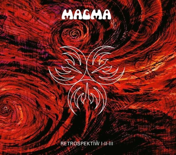 MAGMA RETROSPEKTIW I - II – III