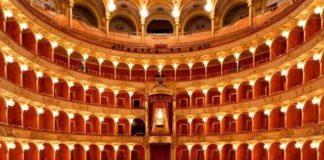 Immagine di un teatro
