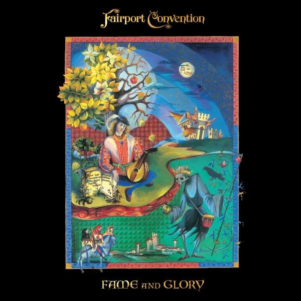 Copertina compilation Fairport
