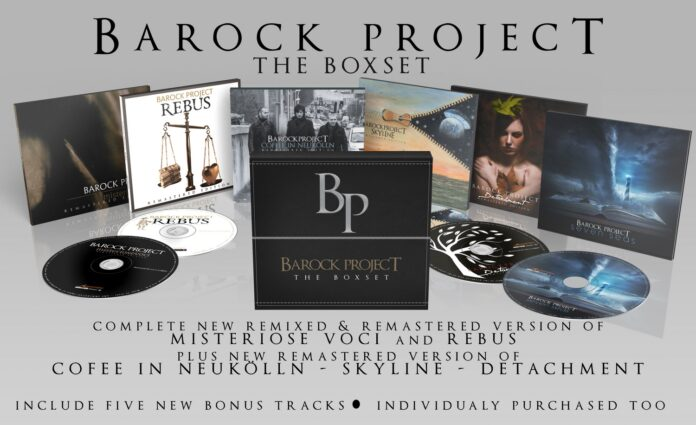 Barock Project_The BoxSet copertina