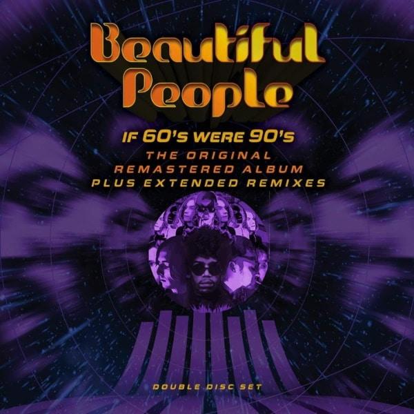 Copertina album Beautiful People