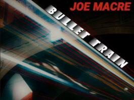 joe-macre-bullet-train copertina