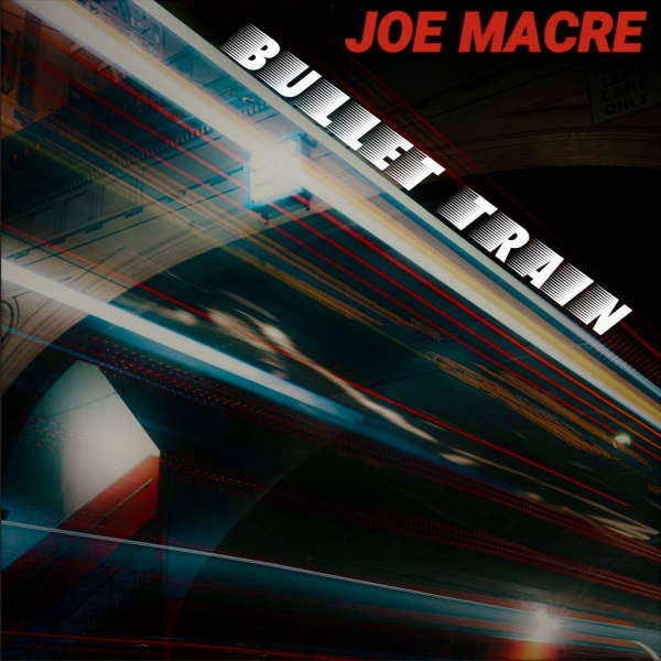 joe-macre-bullet-train copertina